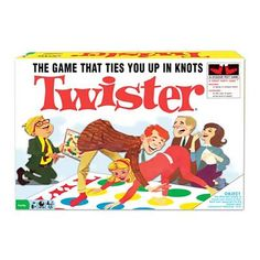 Winning Moves Classic Twister