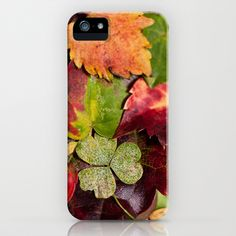 Fall Colors #iPhone Case by Marisa M. Johnson  - $35.00