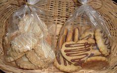 alfajores y cookies con soja