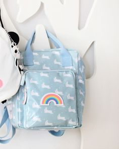 #Rabbit #Backpack #rugzak from www.kidsdinge.com http://instagram.com/kidsdinge…