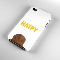 Pharrell Hatpy Phone Case by CMBCollections on Etsy
