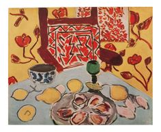 Henri Matisse, Oysters and Wooden Armchair, 1943 Henri Matisse, Matisse Kunst, Matisse Art, Matisse Paintings, Picasso Paintings, Oil Paintings, Chagall Paintings, Indian Paintings, Collages