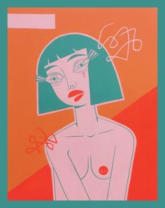 These Cartoon Women Have Mastered the Art of the Eye Roll - Creators Art And Illustration, Illustrations, Character Illustration, Kunst Inspo, Art Inspo, Figure Sketching, Hippie Art, Dream Art, Gravure