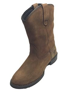 Herman Survivor Women's Liz Work Boots in Brown (5.5 (M) US >>> You can get more details by clicking on the image.