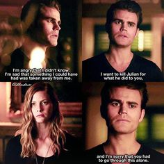 """#TVD 7x05 """"Live Through This"""" - Stefan and Valerie"""