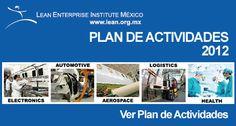 Lean Enterprise Institute Mexico Lean Enterprise, Desktop Screenshot, Mexico, Activities, Mexico City