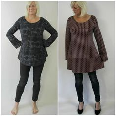 ... Schnittmuster Tunika on Pinterest  Sewing Patterns, Tunika Damen and