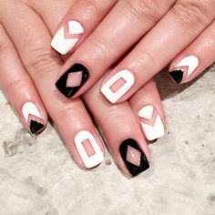 21 Instagram Inspired Nail Art Ideas | For more ideas, click the picture or visit www.thedebrief.co.uk
