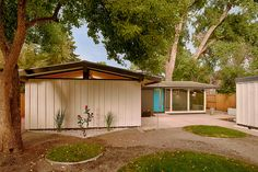 Mayor Michael B. Hancock will hand out the 2016 Mayor's Design Awards to Adrian Kinney at a ceremony Thursday, November 10, 2016. 2510 S. Lowell Boulevard  Category: This Is Home Original Architects: Cliff May and Chris Chote Designer: Adrian Kinney Builder: Burns Realty   This renovation of a 1955 Cliff May home sought to modernize the house with the conveniences of today while keeping the flavor of Cliff May's Mid-Century Modern style. The project included the removal of a six-foot fence