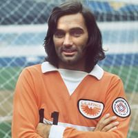 GEORGE BEST IN L.A.  SEEN HIM PLAY MANY TIMES.AWESOME