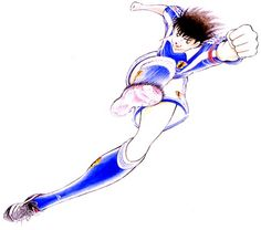 Captain Tsubasa - Oliver Captain Tsubasa, Kirito, Hypebeast, Manga Anime, Otaku, Geek Stuff, Football, Wallpapers, Cartoon