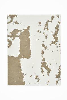 Dazzle Painting (WHITE XLIX) Contemporary Paintings, Roman, Artsy, Studio, Artwork, Pattern, Work Of Art, Model, Patterns