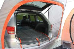 camping with a Honda crv - Google Search