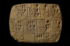 ancient-beer-payments.jpg  Works For Me: 5,000 Year Old Cuniform Paystub Shows Workers Paid In Beer