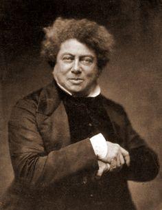 Александр Дюма - отец. Alexandre Dumas, père; 24 июля 1802, Вилле-Котре — 5 декабря 1870, Пюи