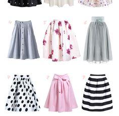 12 Midi Skirts Under $25
