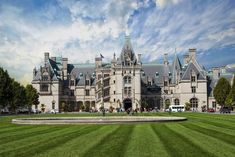 Photo about The Biltmore house, located near Asheville, NC. Image of estate, vacation, architecture - 77888336 Asheville North Carolina, Asheville Nc, Salt Cave, North America, Tours, Mansions, Luxury, House Styles, Destinations