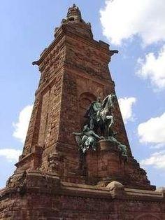 Thüringen - Kyffhäuserdenkmal