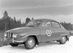 1969 Saab 96   by Auto Clasico