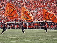 Oklahoma State University - Oklahoma State Football Flags
