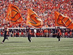Oklahoma State University - Oklahoma State Football Flags