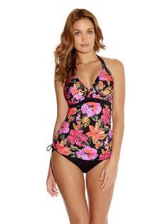 1622a71622549 Boracay Underwire Halter Tankini – Blum s Swimwear   Intimate Apparel