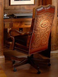 Gooseneck Office Chair