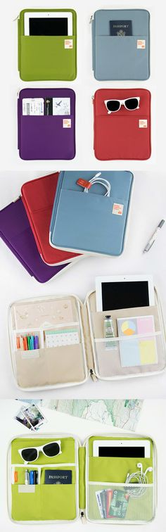 Filing Products 2019 New A4 Document Bag Office File Folder Earthquake-proof Laptop Tablet Pc Desk Organizer Bags School Office Stationery Big Clearance Sale