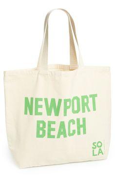 Summer Looks 2018 Ideas Picture Description Cali Beach Tote Beach Fun, Beach Babe, Unique Bags, How To Make Handbags, Summer Essentials, Newport Beach, Travel Backpack, Purses And Bags, Reusable Tote Bags