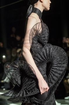 Iris van Herpen Spring 2017  Couture Paris
