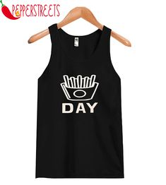 About Friday Tank-Top This tank top is Made To Order, we print one by one so we can control the quality. We use DTG Technology to print Friday Tank-Top. Custom Tank Tops, New Tank, Cute Designs, Overalls, Friday, Unisex, Cotton, Black, Women