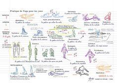 Pratique de yoga pour les yeux