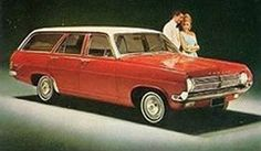 1965 Holden Special HD station wagon