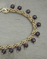 Lots of Free Jewelry Making Tutorials & Lessons: Chain Maille Tutorials love it! must try! #ecrafty