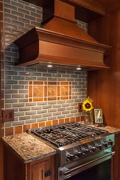 Modern Craftsman Interior Design - Decor Around The World Craftsman Style Kitchens, Craftsman Tile, Craftsman Farmhouse, Craftsman Interior, French Country Kitchens, Modern Craftsman, Farmhouse Interior, Modern Farmhouse Kitchens, Farmhouse Design