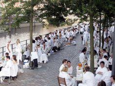 white dinner münchen - diner en blanc