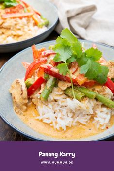 Healthy Eats, Love Food, Beverage, Thailand, Curry, Food And Drink, Asian, Chicken, Ethnic Recipes