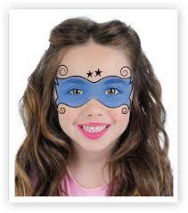 maquillaje antifaz niños - Buscar con Google