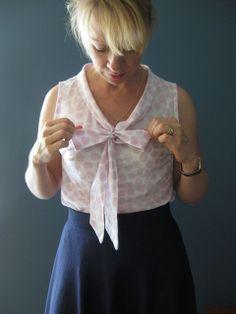 Colette Jasmine and Half circle skirt | Flickr - Photo Sharing!