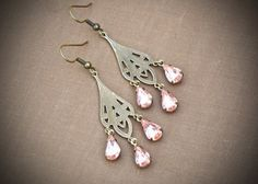 Romantic vintage jewels