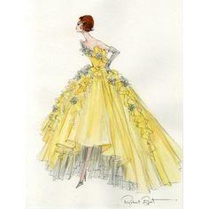 Resultado de imagem para barbie colorful fashion sketch
