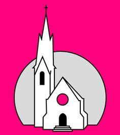 Corporate Design // Andrea Zinecker // für die Friedenskirche in Hanau