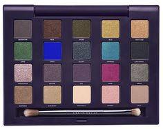 New Urban Decay Vice Palette Fall 2012