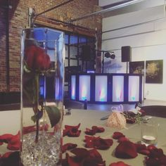 Beauty and the beast themed wedding.