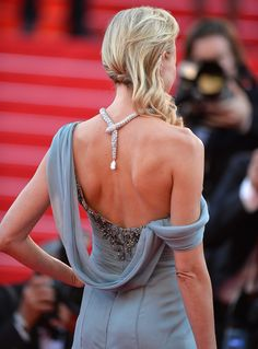 Get a good close look at the prettiest details at #Cannes
