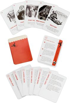 Writer Emergency Pack is a deck full of useful ideas to help get a story back on track, It has the tools you need to fix plot holes, spice up characters, and rethink your themes.