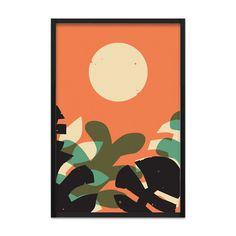 My design inspiration: Jungle Sun #2 on Fab.
