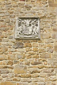 The Gatehouse at Althorp Estate, Northamptonshire, England, UK