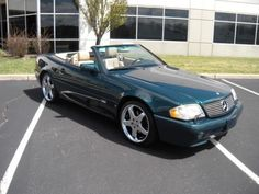 1993 Mercedes Benz SL Class SL600 Coupe  V12 cars for sale