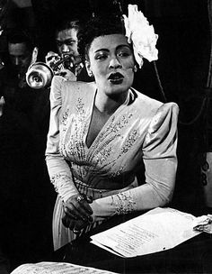All of me- Billie Holiday♡♡♡                                                                                                                                                     More